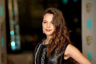 Addio Angelina, Alicia Vikander la nuova Lara Croft