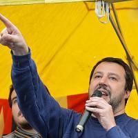 """Salvini: """"Ora alle elezioni politiche senza Berlusconi"""""""