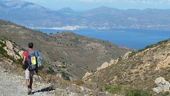 """Una """"Way"""" da 500 Km. Creta si scopre regina del trekking"""