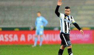 "Udinese, Di Natale ai saluti: ""Col Carpi sarà la mia ultima gara"""