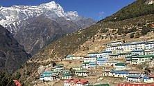 Nepal, la lenta ripresa a un anno dal sisma    Foto  Everest    Langtang