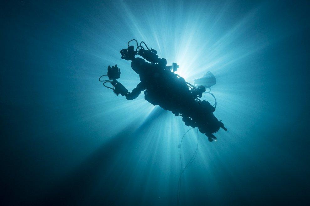 OceanOne: l'umanoide che sonda gli abissi