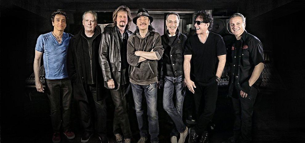 Santana, il ritorno all'insegna di Woodstock