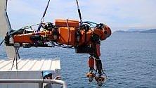 OceanOne, un umanoide per le esplorazioni subacquee /   Foto