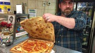 Vinnie's, il king di Brooklyn il cartone della pizza è di pizza