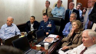 Le ultime ore di Bin Laden in  40    immagini   5 anni fa la morte del leader di al Qaeda