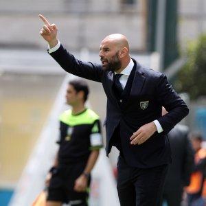 """Frosinone, Stellone: """"C'è ancora speranza, a Milano per vincere"""""""