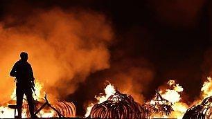 Kenya, guerra ai bracconieri  Maxi rogo di avorio   Il video