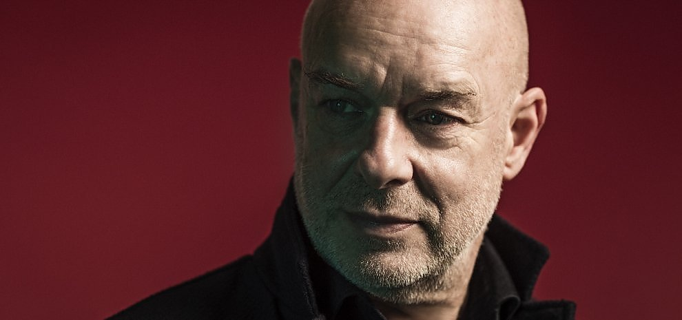 Brian Eno, una nave per trasportare tutti i suoi suoni