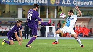 Chievo-Fiorentina finisce 0-0    Udinese crolla col Torino: 1-5
