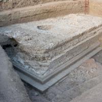 Reggio Calabria, scoperta una tomba dell'epoca romana