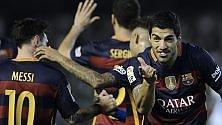 Real Madrid e Atletico ok Ma in testa resta il Barça   Bayern,  titolo rinviato