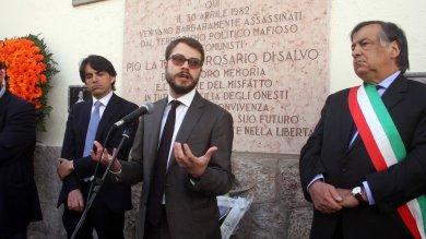 """Renzi ricorda Pio La Torre """"Lotta a mafia è priorità""""   video"""