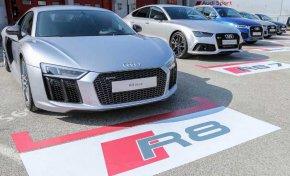 Audi R ed RS, le due sigle magiche