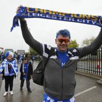 Leicester, tifosi a Manchester aspettando la festa