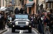 Jeep e Harley, che festa a Saint Tropez
