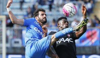 Empoli-Bologna 0-0, il pari accontenta tutti