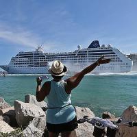 Partita da Miami nave da crociera verso Cuba, è la prima da 50 anni