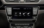 Škoda Superb, il super stereo è da concerto