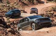 Jeep e Mopar, che festa a Moab