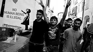 """""""Uno, nessuno, tre milioni""""  vite sulle rotte balcaniche"""