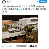 Cia, finto live tweet della cattura di Osama Bin Laden: pioggia di critiche sui social