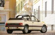Peugeot 205 Cabriolet, 30 anni e non sentirli
