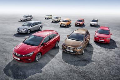 Opel Astra Sports Tourer, tutto iniziò con la Kadett