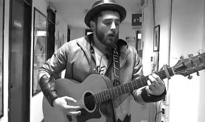 """Video  Giosada: """"Dopo X Factor vi canto 'Abasc'a la marina' in versione punk"""""""