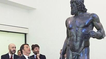 Reggio Calabria ritrova i Bronzi  Riapre il Museo Archeologico