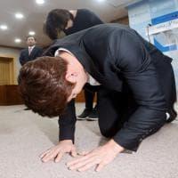 Doping, il nuotatore sudcoreano in ginocchio per poter partecipare alle Olimpiadi