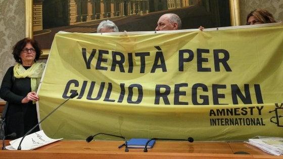 Regeni, parte la raccolta firme per interrompere la cooperazione militare dell'Italia con l'Egitto