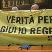Regeni, parte la raccolta firme per interrompere la cooperazione militare dell'Italia con...