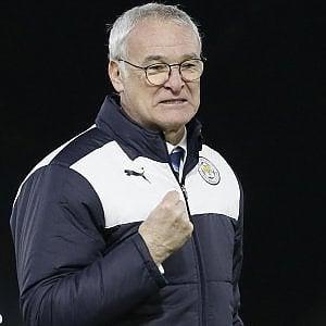 """Leicester, Ranieri: """"Sapevo che un giorno avrei vinto uno scudetto"""""""