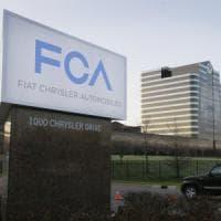 Alleanza Google-Fca, l'auto senza conducente sarà una Chrysler