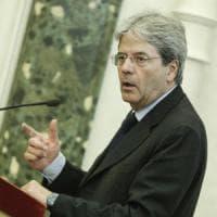 """Paolo Gentiloni: """"L'arbitrato sui marò ci darà ragione, solidarietà dalla Ue"""""""