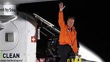 Solar Impulse in Arizona tappa 10 dell'aereo green