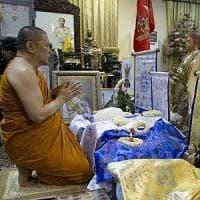 Leicester,  il segreto della vittoria? La preghiera dei monaci buddisti
