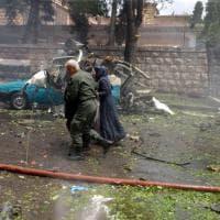 Siria, bombe su Aleppo: colpito anche un ospedale