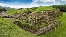 Tra Belize e Salvador Centroamerica Maya    ft
