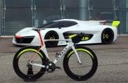 De Rosa, la bici si ispira all'auto a idrogeno