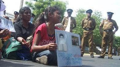Sri Lanka a un bivio, o si ricostruisce il paese o le violazioni dei diritti umani  finiranno per affossere il paese