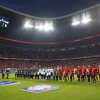 Bayern Monaco-Atletico Madrid, il film della partita