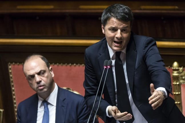 Le unioni civili in mano ad Angelino Alfano