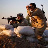 Iraq, respinta dai peshmerga l'offensiva Is a nord di Mosul