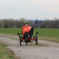 Dalla Germania all'Italia, viaggio in bicicletta di un malato di Parkinson