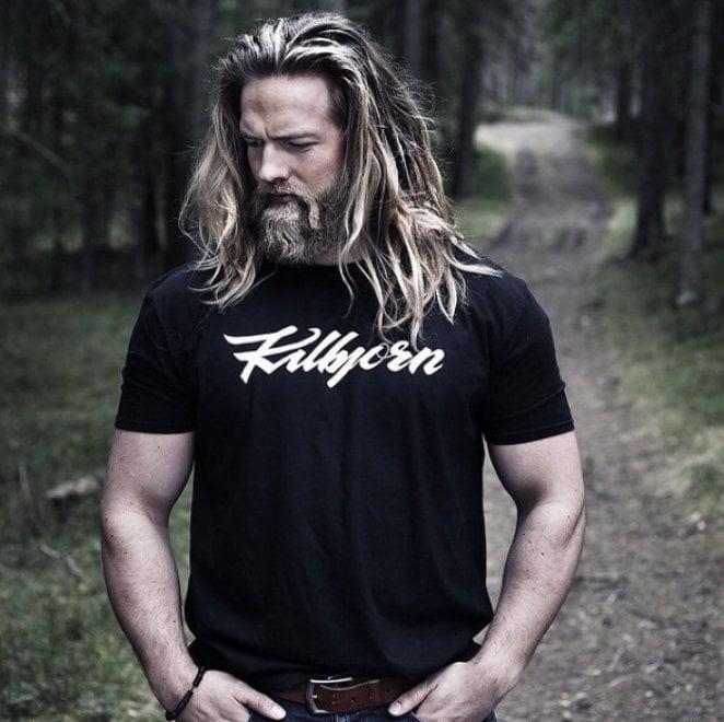Norvegia, l'ufficiale vichingo che ha conquistato Instagram