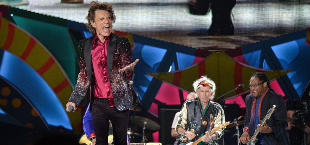 """Rolling Stones, ultimatum a Trump: """"Non può usare le nostre canzoni"""""""
