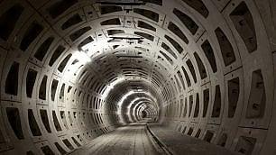 Luoghi urbani sepolti dal tempo Dal villaggio olimpico al metrò