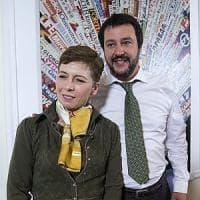 Il ritorno di Irene Pivetti, candidata a Roma: Salvini ha salvato la Lega